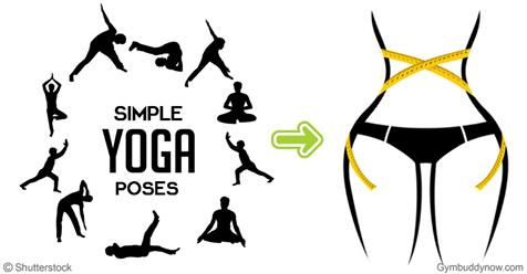 Simple Yoga Poses To Burn All Your Belly Fat Within A Month!