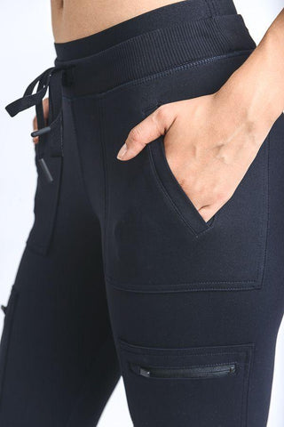 Skinny Cargo Hybrid Full Leggings - LeggingsHut