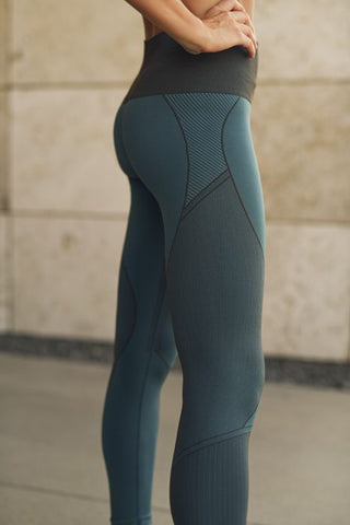 Highwaist Multi-Patterned Seamless Leggings