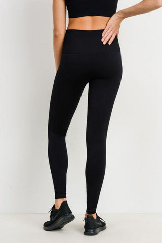 Image of Seamless Textured Track Side Leggings