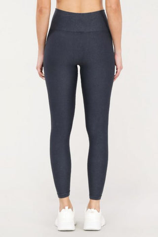 Image of Distressed Seamless Highwaist Leggings
