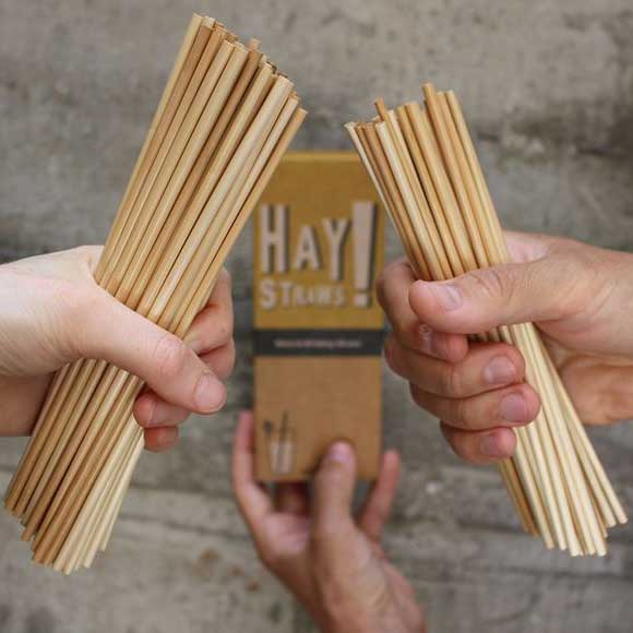 Our sustainable wheat straws | StrawZ