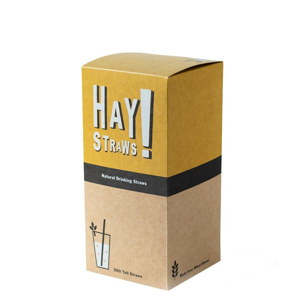 500 box of biological tall size hay straws