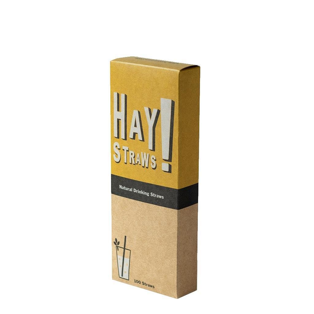 100 box of natural tall size wheat straws