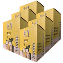 Load image in Gallery view, Natural organic smoothie straws 250 box -1500
