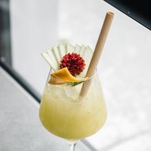 Loading image in Gallery view, Natural organic smoothie straws cocktail