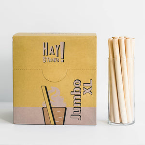 HayStraws - Smoothie Jumbo XL - StrawZ - pack