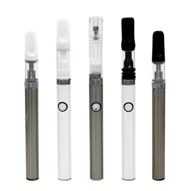 PureCore Vape Cartridges & 510 Thread Vape Battery Collection