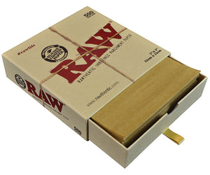 RAW Parchment Paper (Silicone-Coated) - GrowCargo