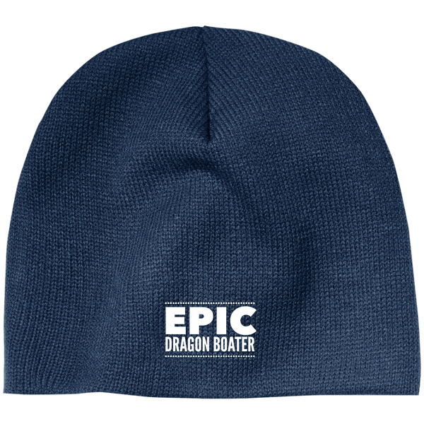 Epic Dragon Boater 100% Acrylic Beanie