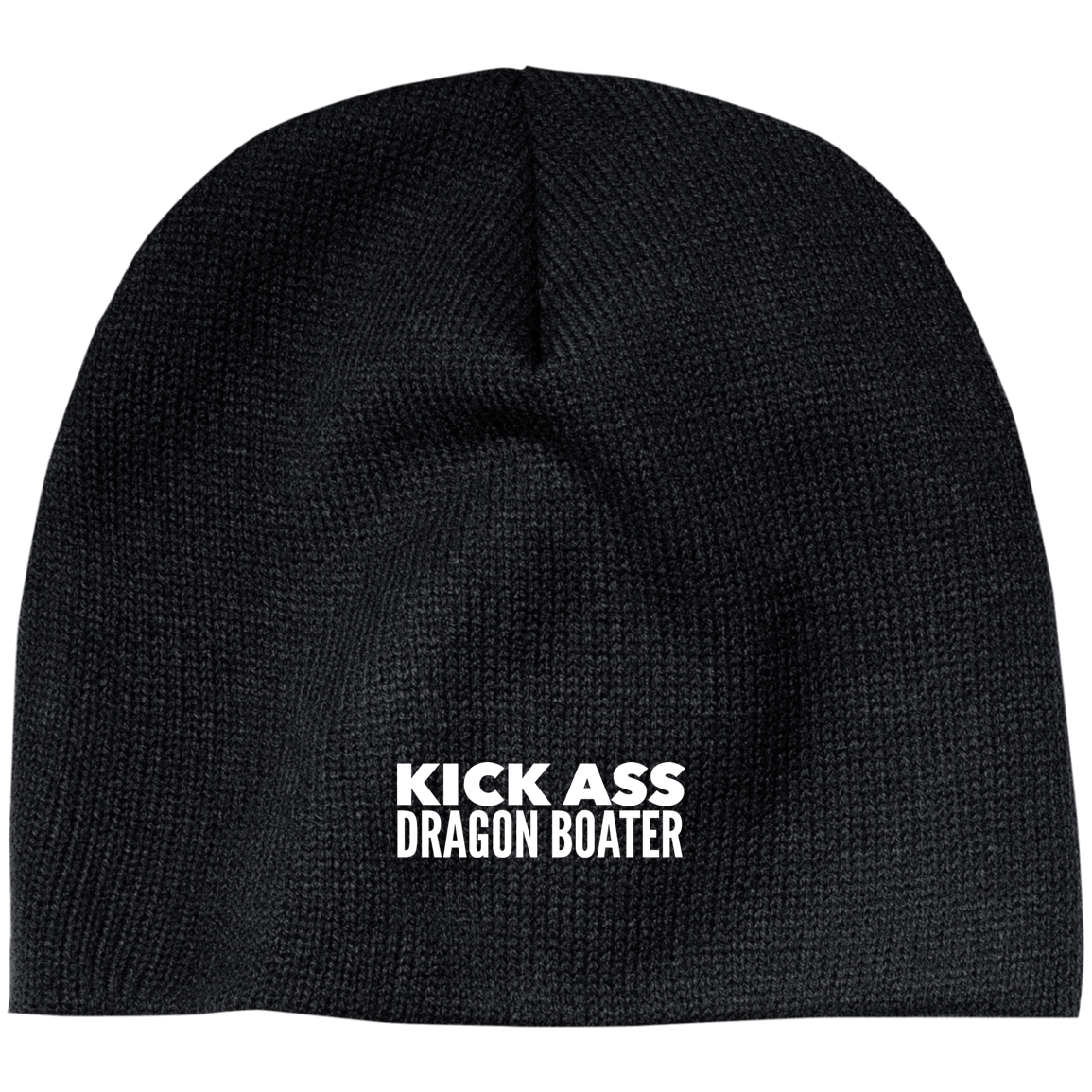 KickAss Dragon Boater 100% Acrylic Beanie