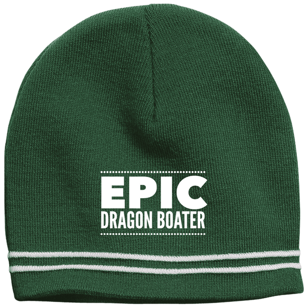 Epic Dragon Boater Sport-Tek Colorblock Beanie