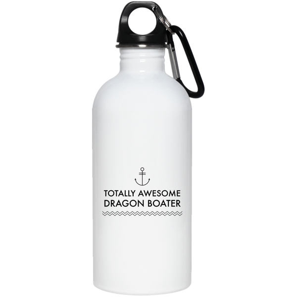 Awesome Dragon Boater 20 oz. Stainless Steel Water Bottle