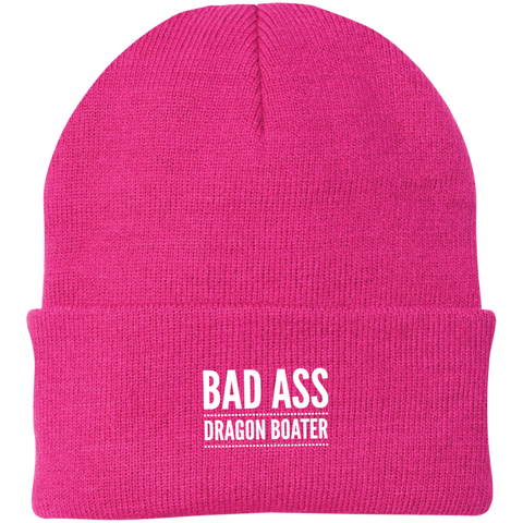 BadAss Dragon Boater Port Authority Knit Cap
