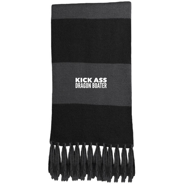 KickAss Dragon Boater Sport-Tek Fringed Scarf
