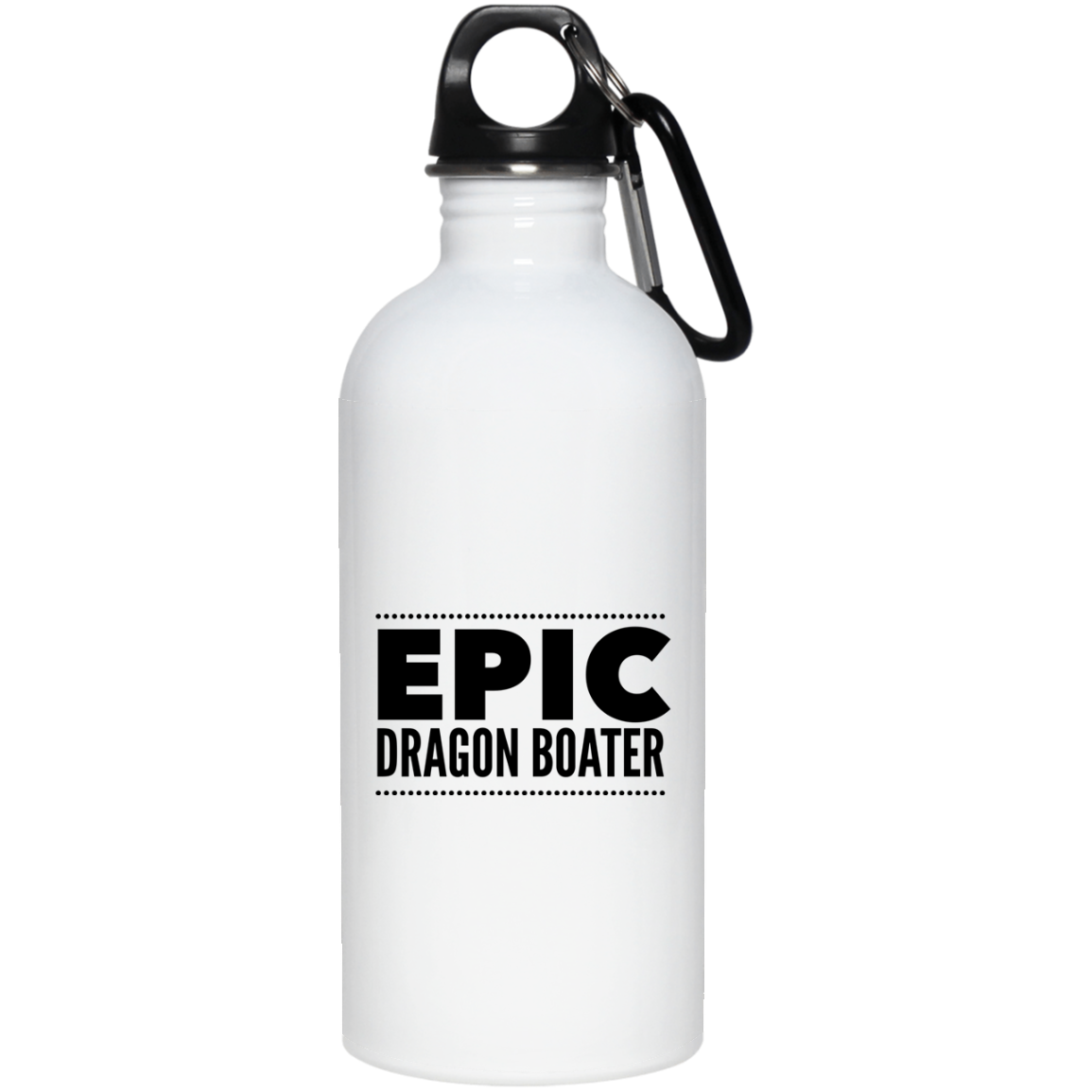 Epic Dragon Boater 20 oz. Stainless Steel Water Bottle
