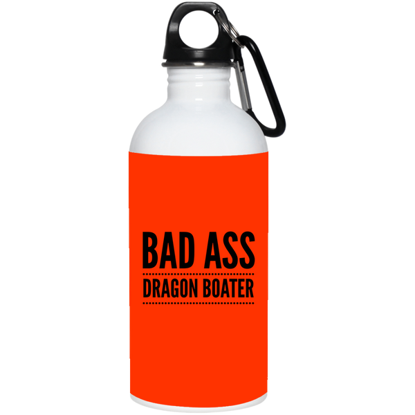 BadAss Dragon Boater 20 oz. Stainless Steel Water Bottle