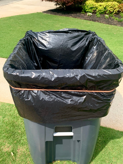Trash Bin Liners (95 Gallon)