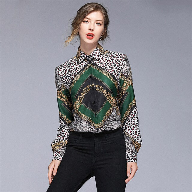 Blusas Mujer De Moda Spring Autumn Long Sleeve Shirt Women Blouses Vintage Women's Tops And Blouses Ladies