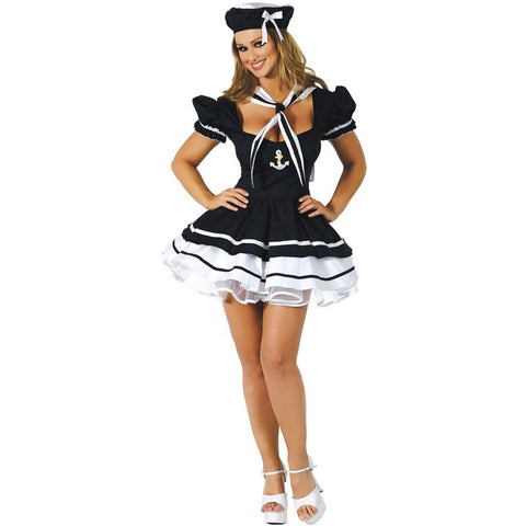 Free shipping Female Sexy Sailor Uniform online store for sale