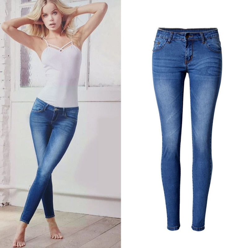 Brazil Free shipping Women Boyfriend Jeans Women Sexy Low Waist Jeans For Female Women Lady's Jeans Sexy Jean Pants Feminino Clothes