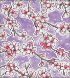 Freckled Sage Cherry Blossom Purple