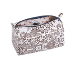 Freckled Sage Oilcloth Travel Bag Toile Cafe