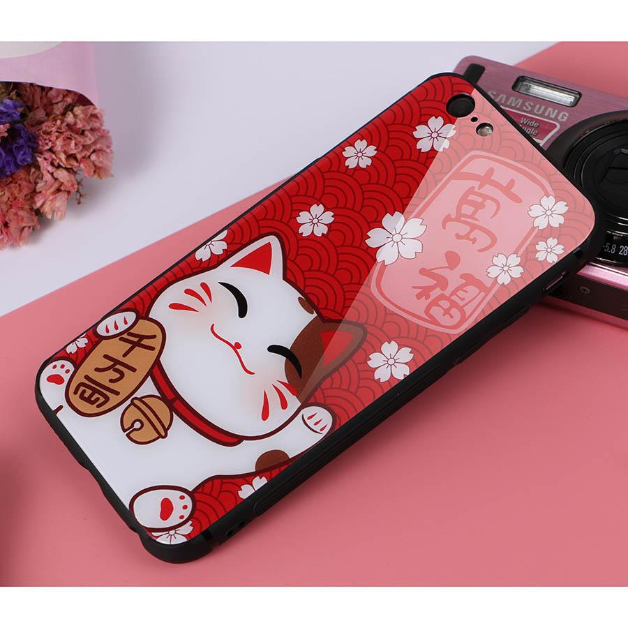 Dikkar Fortune Cat iPhone Case