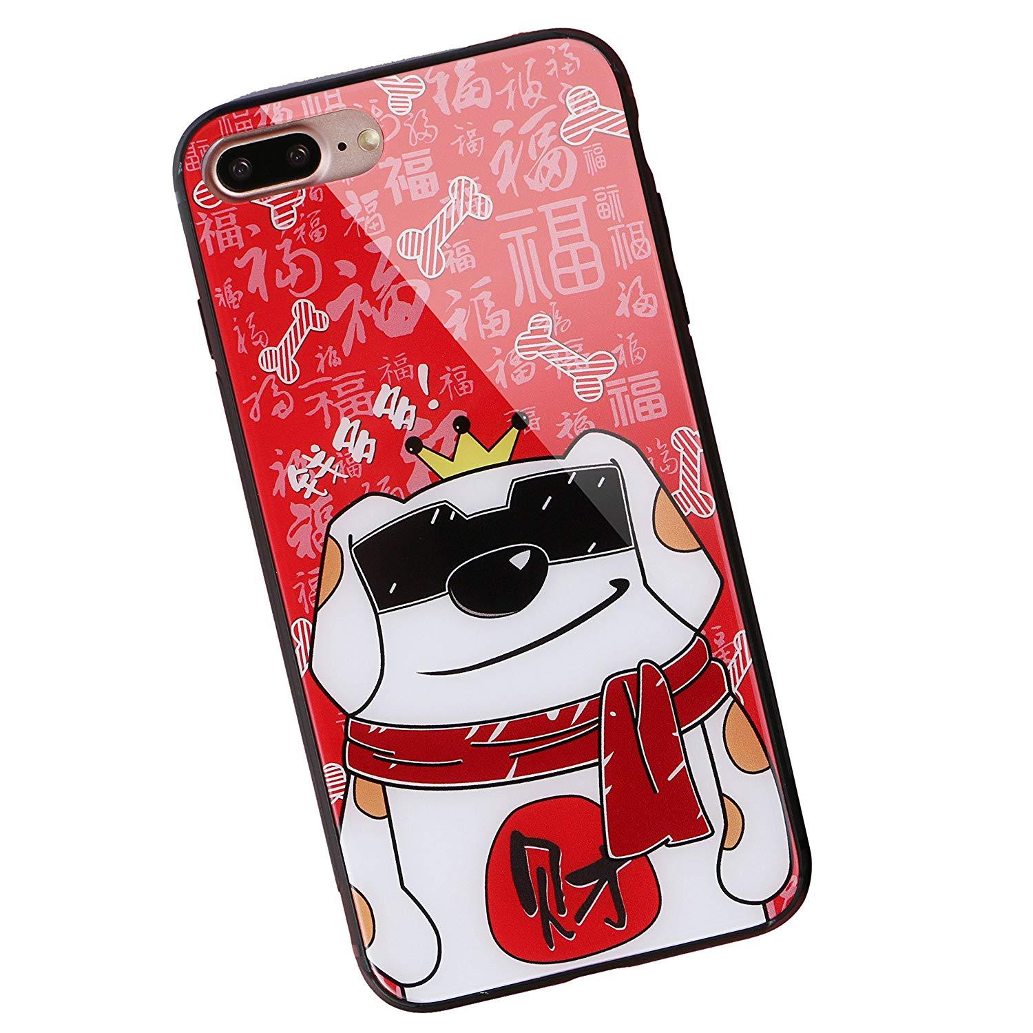 Dikkar Fortune Dog iPhone Case - Electronic Headphone Wholesale