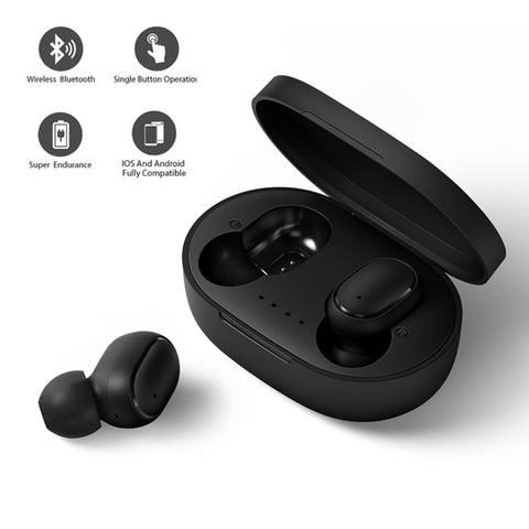 Bluetooth Headsets Airdots Wireless Earbuds 5.0 TWS