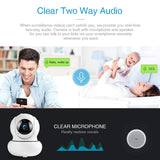 Surveillance Zoomable IP Camera 1080P Auto Tracking Home Security