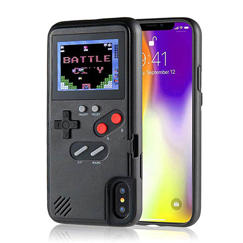 iPhone Color Screen Gameboy Case