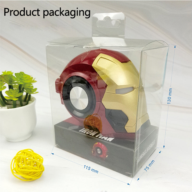 Portable Mini Iron Man Wireless Speaker