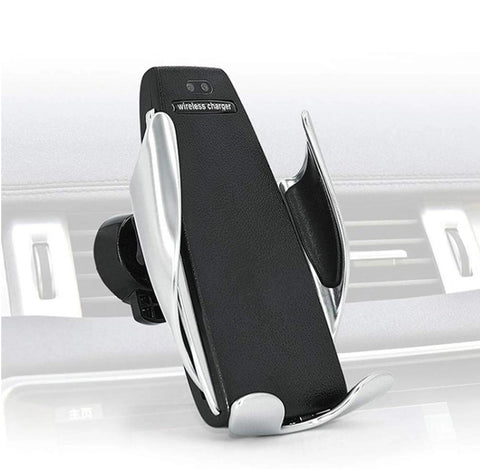 Automatic Infrared Sensor S5 Car Wireless Car Charger