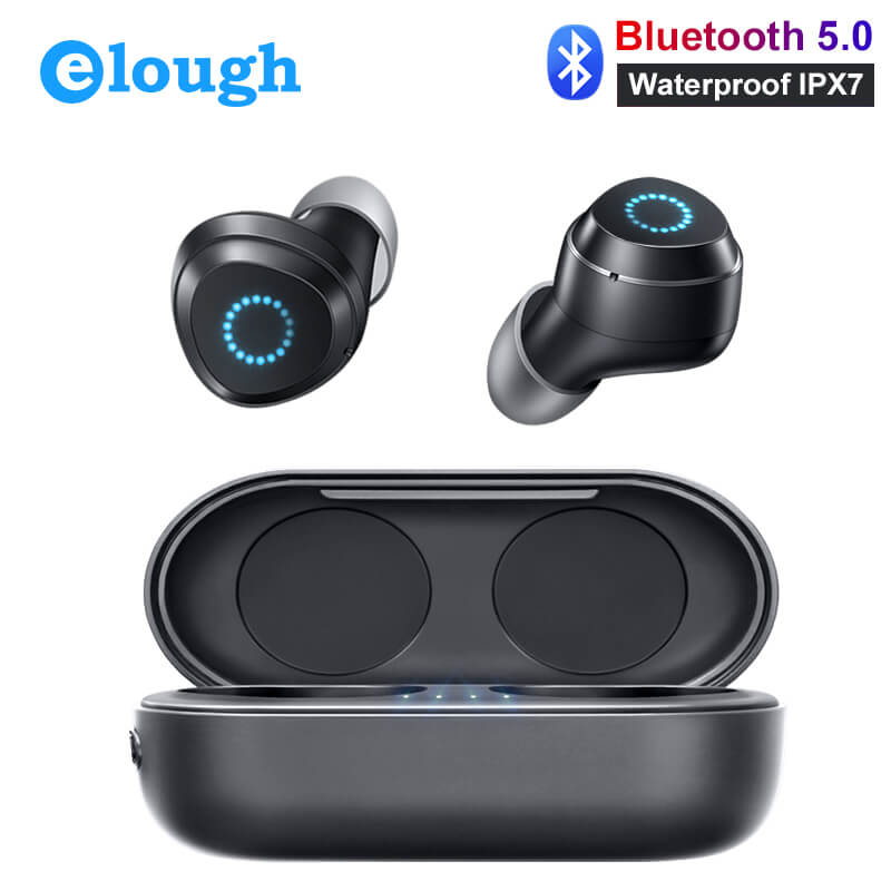 Mini Wireless Headphones Bluetooth Earphones