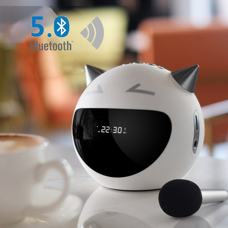 Laughing Robot Wireless Alarm FM Speakers