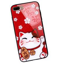 Dikkar Fortune Cat iPhone Case - Electronic Headphone Wholesale