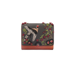 Lost In The Woods Flap Clutch
