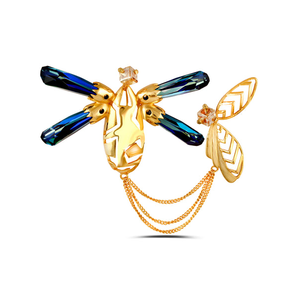 Firefly Statement Brooch