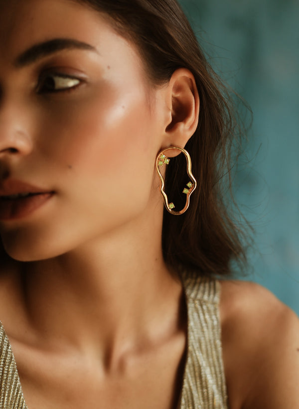 Kai Statement Earrings