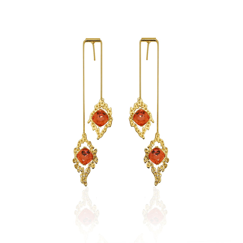 Athena Statement Earrings