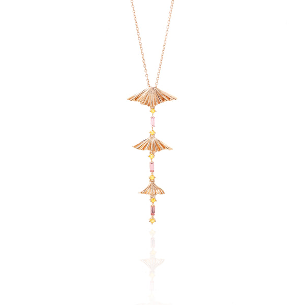 Maira Statement Long Pendant