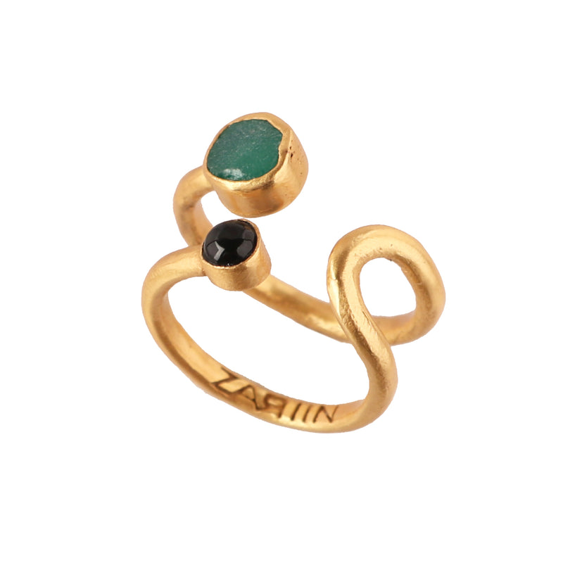 Meandering Lust Ring