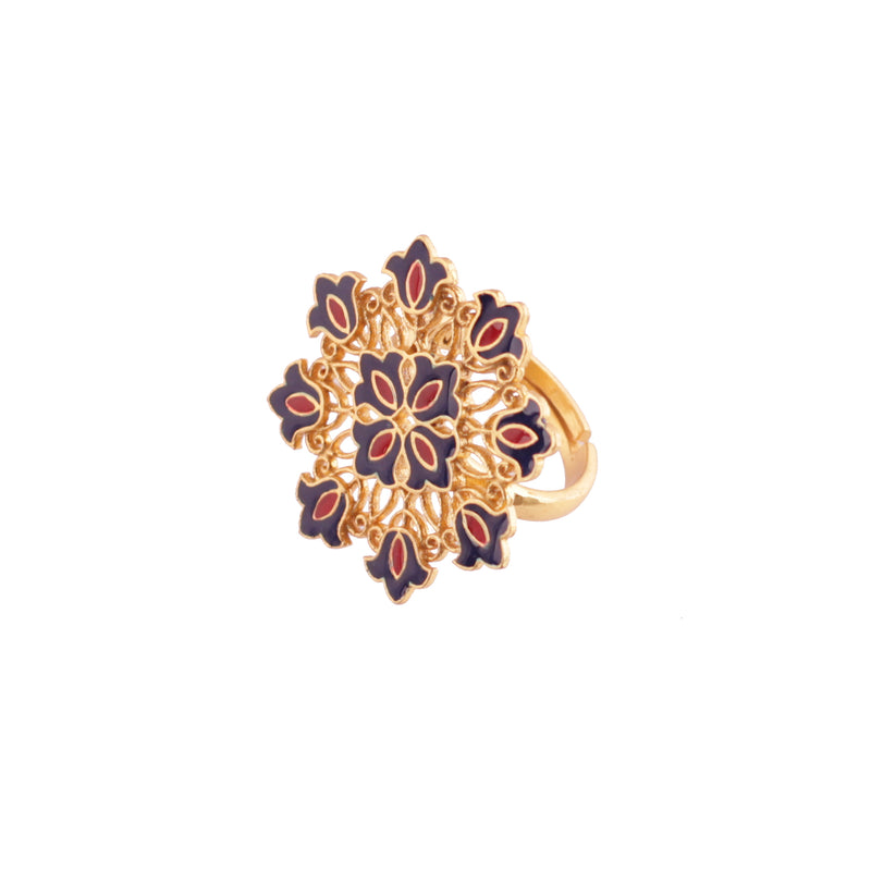 Dreaming Flowers Ring