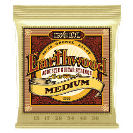 Ernie Ball Earthwood 80/20 Medium 12-56