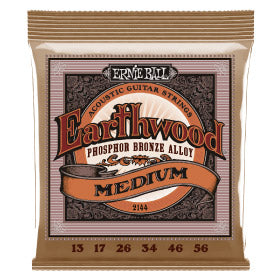 Ernie Ball Earthwood Phosphor Medium 13-56