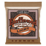 Ernie Ball Earthwood Phosphor Light 11-52