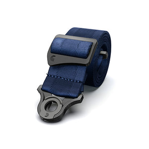 Auto Lock Guitar Strap, Midnight Blue