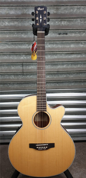 Cort SFX1F Natural Satin