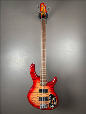 Cort Action DLX Plus Cherry Red Sunburst
